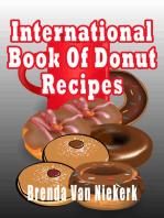International Book Of Donut Recipes