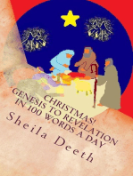 Christmas! Genesis to Revelation in 100 words a day