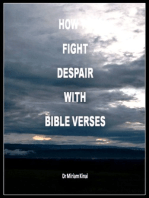 How to Fight Despair with Bible Verses