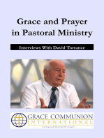Grace and Prayer in Pastoral Ministry