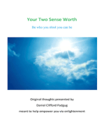 Your Two Sense Worth