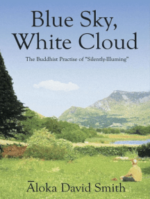 Blue Sky, White Cloud