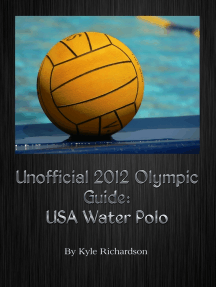 Unofficial 2012 Olympic Guides: USA Water Polo