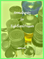Aromatherapy for High Blood Pressure