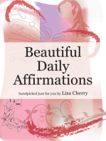 Beautiful Daily Affirmations