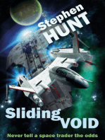 Sliding Void (Book 1 of the Sliding Void science fiction series)