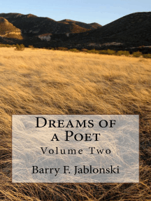 Dreams of a Poet Volume Two