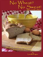No Wheat? No Sweat! Second Edition