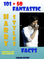 101 + 50 Fantastic Harry Styles Facts