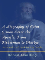 A Biography of Saint Simon Peter the Apostle