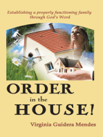 Order in the House!