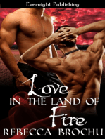 Love in the Land of Fire