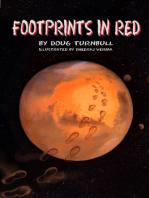 Footprints in Red