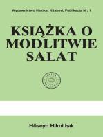 Książka O Modlitwie Salat
