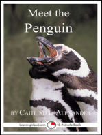 Meet the Penguin: A 15-Minute Book for Early Readers