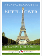 14 Fun Facts About the Eiffel Tower