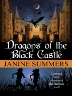 The Dragons of the Black Castle