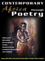 Contemporary Africa Through Poetry