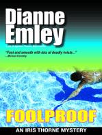 Foolproof (Iris Thorne Mysteries Book 4)
