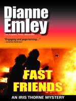 Fast Friends (Iris Thorne Mysteries Book 3)