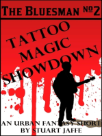 Tattoo Magic Showdown (The Bluesman #2)