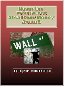 Never Let Wall Street Steal Your Money Again!!