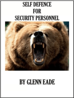 Self Defence For Security Personel