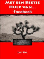 Met een Beetje Hulp van Facebook...
