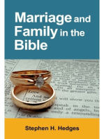 Marriage and Family in the Bible