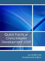 Quick Facts On China Internet Development 2009
