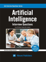 Artificial Intelligence Interview Questions You'll Most Likely Be Asked