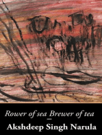 Rower Of Sea Brewer Of Tea
