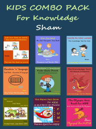 Kids Combo Pack For Knowledge