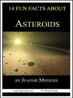 14 Fun Facts About Asteroids