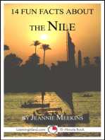 14 Fun Facts About the Nile