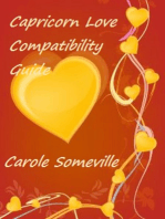 Capricorn Love Compatibility Guide