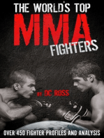 The World's Top MMA Fighters