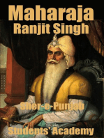Maharaja Ranjit Singh: Sher-e-Punjab