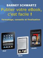 Publier Votre eBook, C'est Facile !