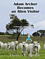 Adam Archer Becomes an Alien Visitor