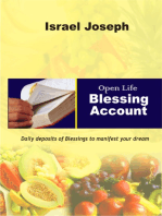 Open Life Blessing Account.