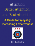 Attention, Better Attention, and Best Attention