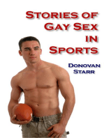 Stories of Gay Sex in Sports