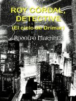 Roy Córdal, detective