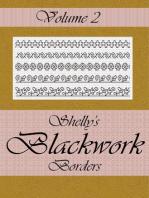 Shelly's Blackwork Borders Vol. 2