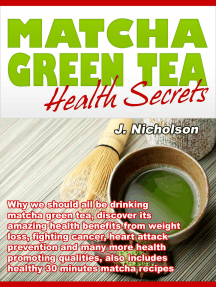 Matcha Green Tea Health Secrets