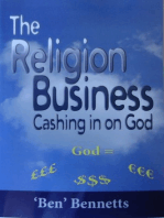 The Religion Business