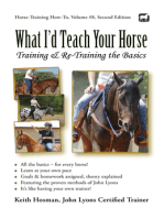 What I'd Teach Your Horse