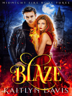 Blaze (Midnight Fire Series Book Three)