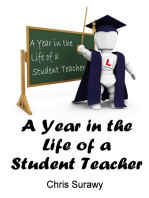 A Year in the Life of a Student Teacher